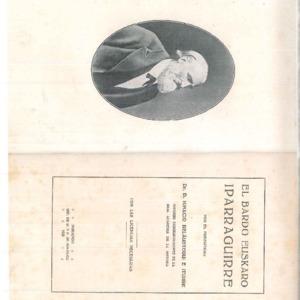 Belaustegui e Iturbe - 1920 - El bardo eúskaro Iparraguirre  por el presbítero .pdf