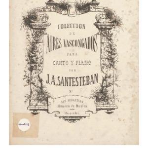 Santesteban Arizmendi - Glu glu glu [Música impresa]  letra y música de I.pdf