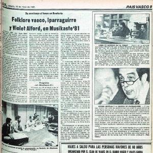 Bandres - 1981 - Folklore vasco, Iparraguirre y Violet Alford, en M.pdf