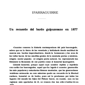 Becerro de Bengoa - 1905 - Iparraguirre, un recuer.pdf