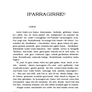 Arzac Alberdi - 1890 - Iparragirre!  [Antonio Arza.pdf