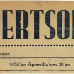 Iparragirre Balerdi - 1931 - Ume eder bat ikusi nuben... - Gernikako arbola  I.pdf