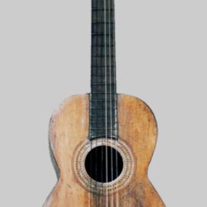Guitarra de Iparragirre