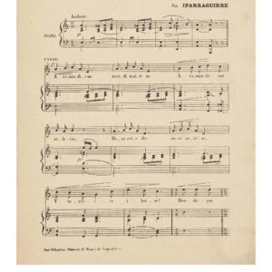 Santesteban Arizmendi - Nere etorrera [Música impresa]  por Iparraguirre .pdf