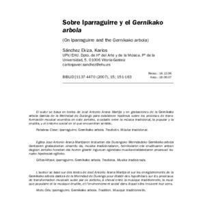 Sánchez Ekiza and Arana Martija - 2007 - Sobre Ipa.pdf