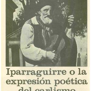Fernández del Pino Alberdi - 1978 - Iparraguirre o la expresión poetica del carlismo.pdf