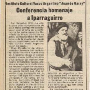 DV - 1981 - Conferencia homenaje a Iparraguirre. En el centena.pdf