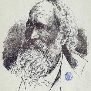 Retrato litografiado de Iparraguirre