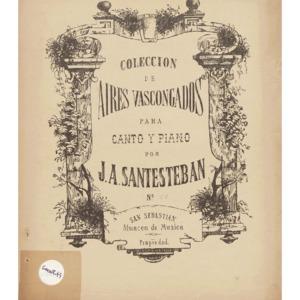 Santesteban Arizmendi - Erucariya [Música impresa]  letra y música de Ipa.pdf