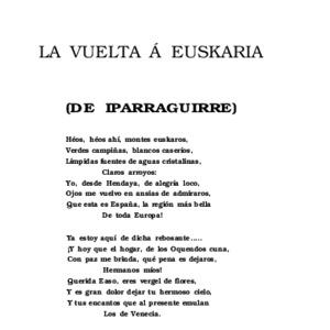 Díez Gaviño - 1905 - La vuelta a Euskaria  (de Ipa.pdf