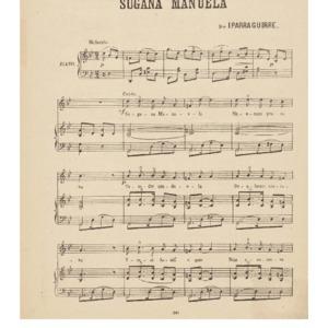 Santesteban - Sugana Manuela [Música impresa]  por Iparraguirre.pdf